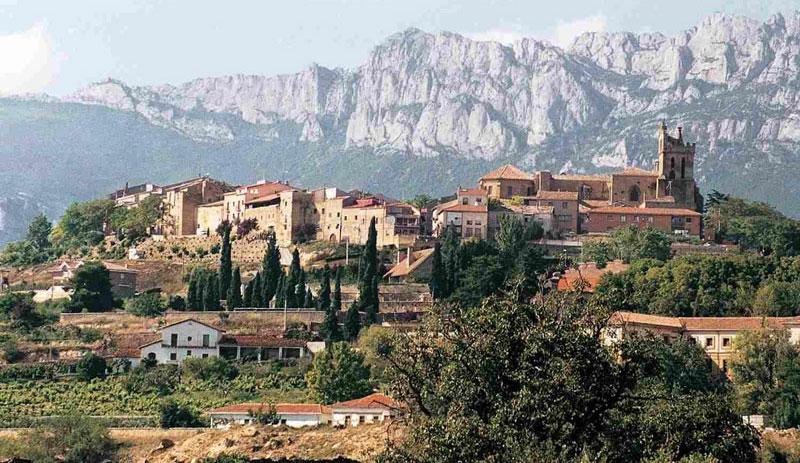 N 8 laguardia logro o route culture and gastronomy for Hotel bodega logrono